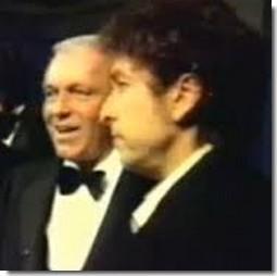 Frank Sinatra Bob Dylan