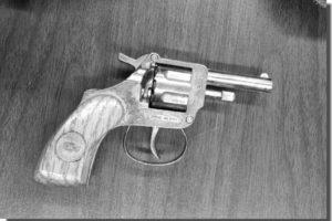 Gun at Robert F. Kennedy school