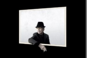 new leonard cohen album