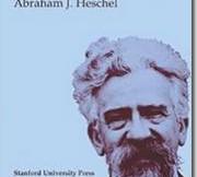 Abraham Joshua Heschel Who Is Man?