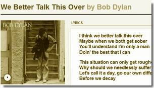 Bob Dylan Bill Flanagan February 2015 interview