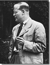 Dietrich Bonhoeffer morning prayer