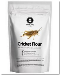 Cricket flour