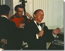 Frank Sinatra White House