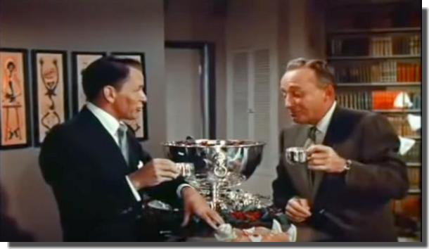 Frank Sinatra Christmas.Frank Sinatra S 1957 Christmas Special With Bing Crosby