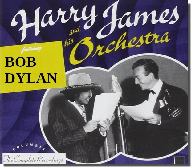 "Bob Dylan ""Melancholy Mood"""